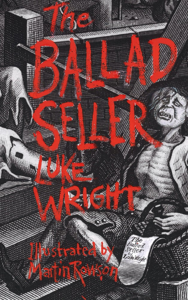 Image of The Ballad Seller (signed copy)