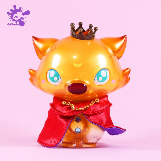 Image of Art Toy Series - The KING jr.