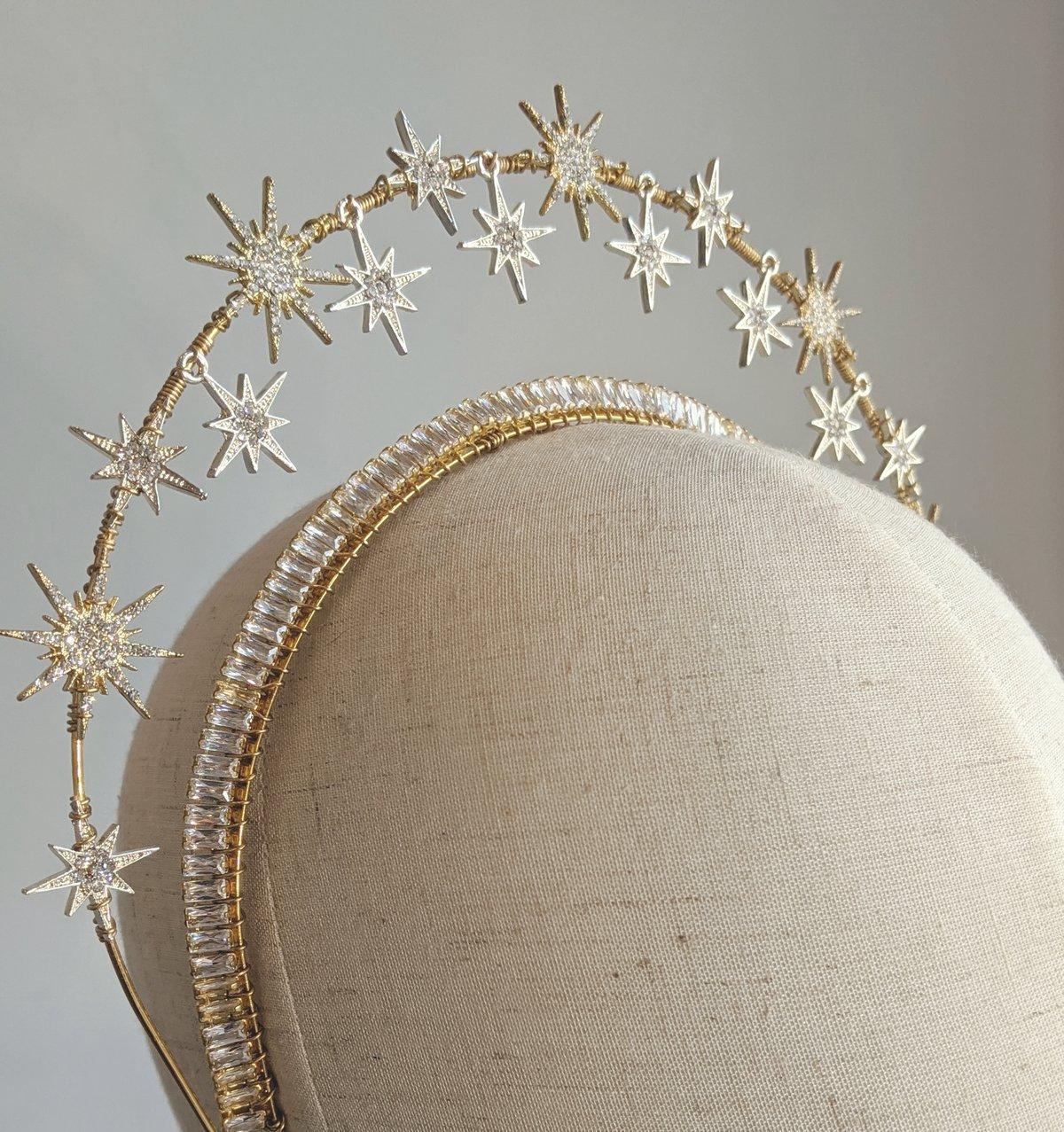 Astrea halo headband