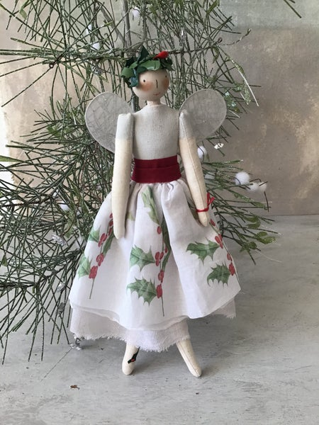 Image of Christmas fairy -Meg