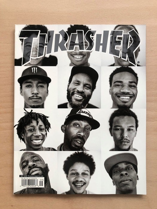 Image of Thrasher Magazine