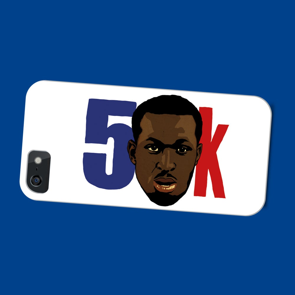 Image of Glen Kamara 50k phone case