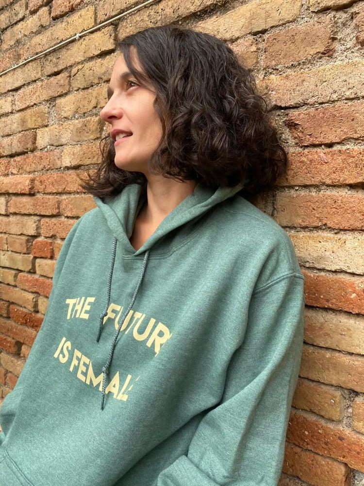 Image of Dessuadora FUTURE verda