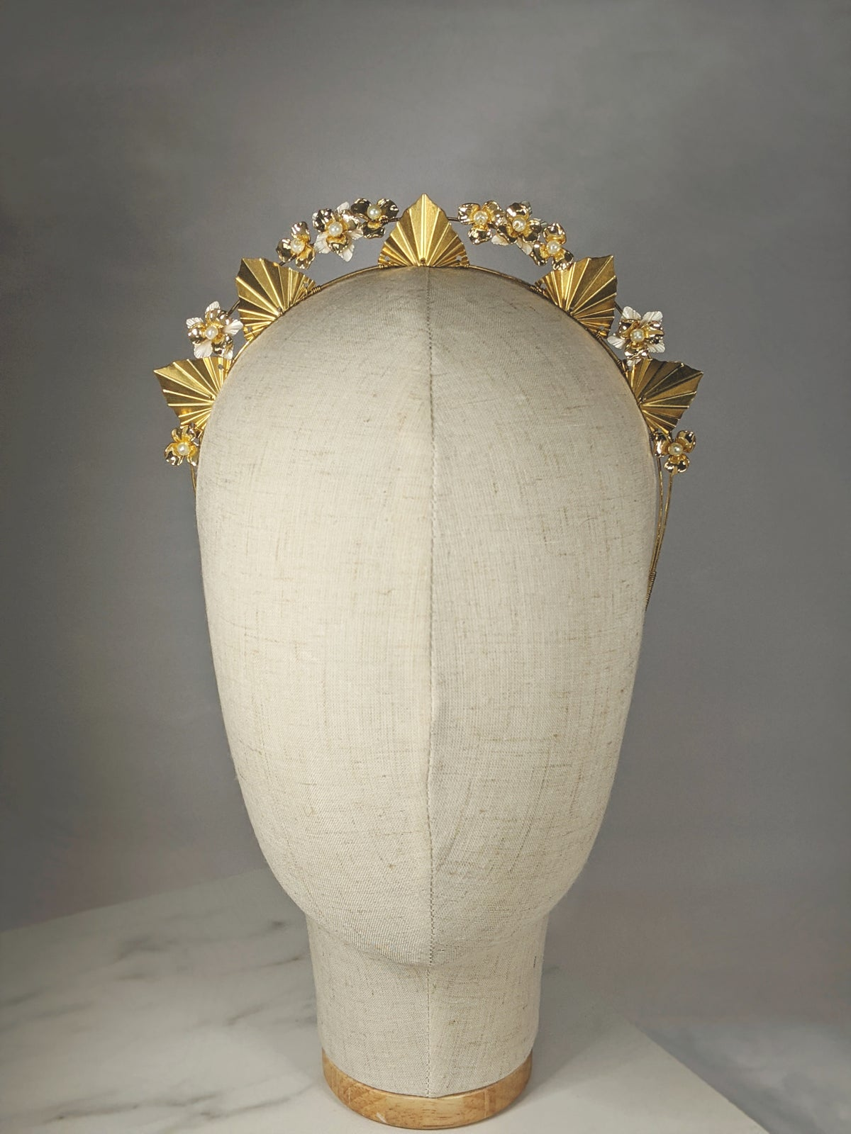 Athena petite halo headband