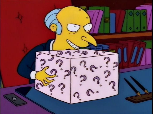 Image of Mystery Brand Gift Box