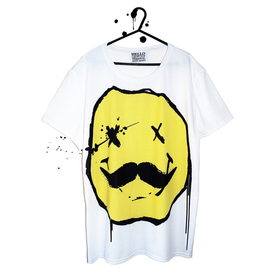 Image of MR. MOUSTACHE T-SHIRT