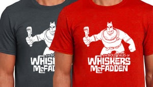 Image of Whiskers McFadden T-Shirts