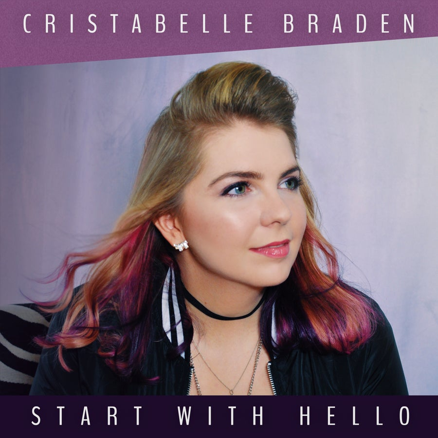 Image of Start With Hello - Autographed CD