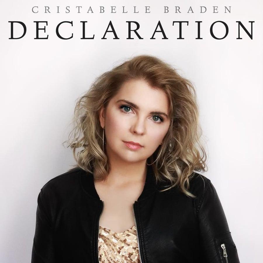 Image of Declaration - Autographed CD