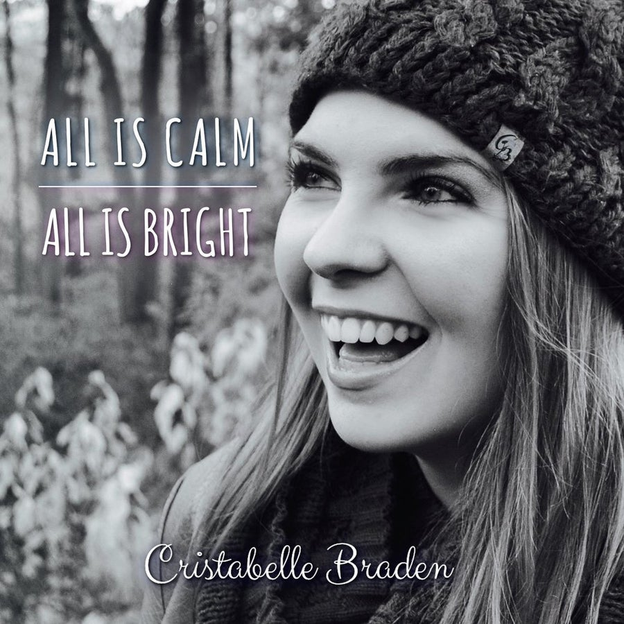 Image of All is Calm, All is Bright - Autographed Christmas CD