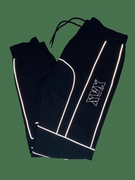Image of XVX Cool Breeze Black Tracksuit
