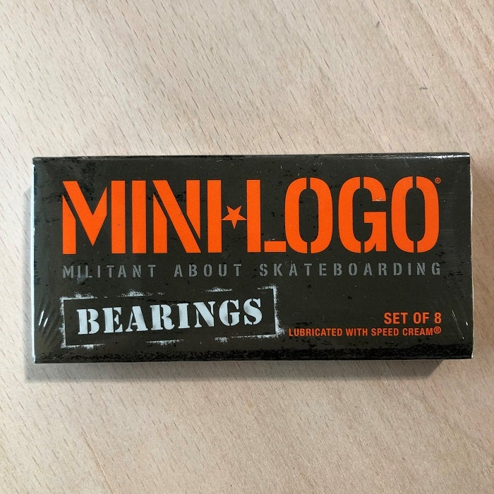 Image of Mini Logo Bearings