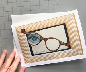 Image of Designing Women note cards.