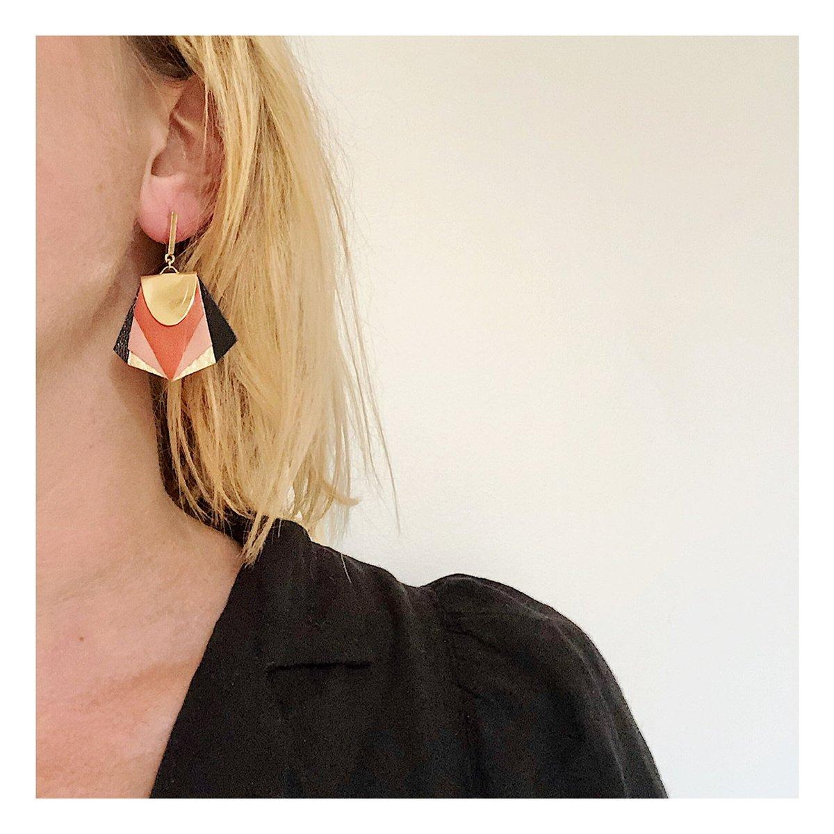 Boucles d'oreilles NOA #24