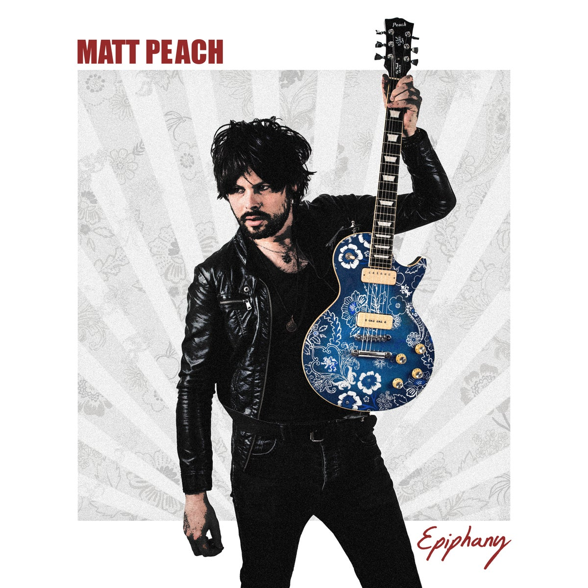 Image of Matt Peach - Epiphany - CD