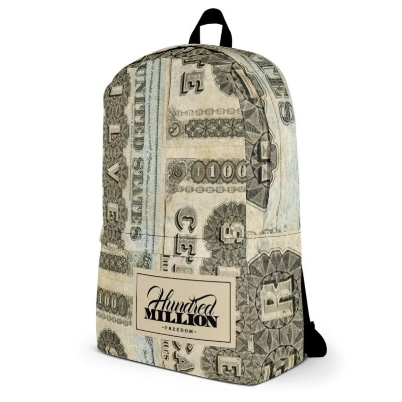 Image of Hundred Million Money Bag