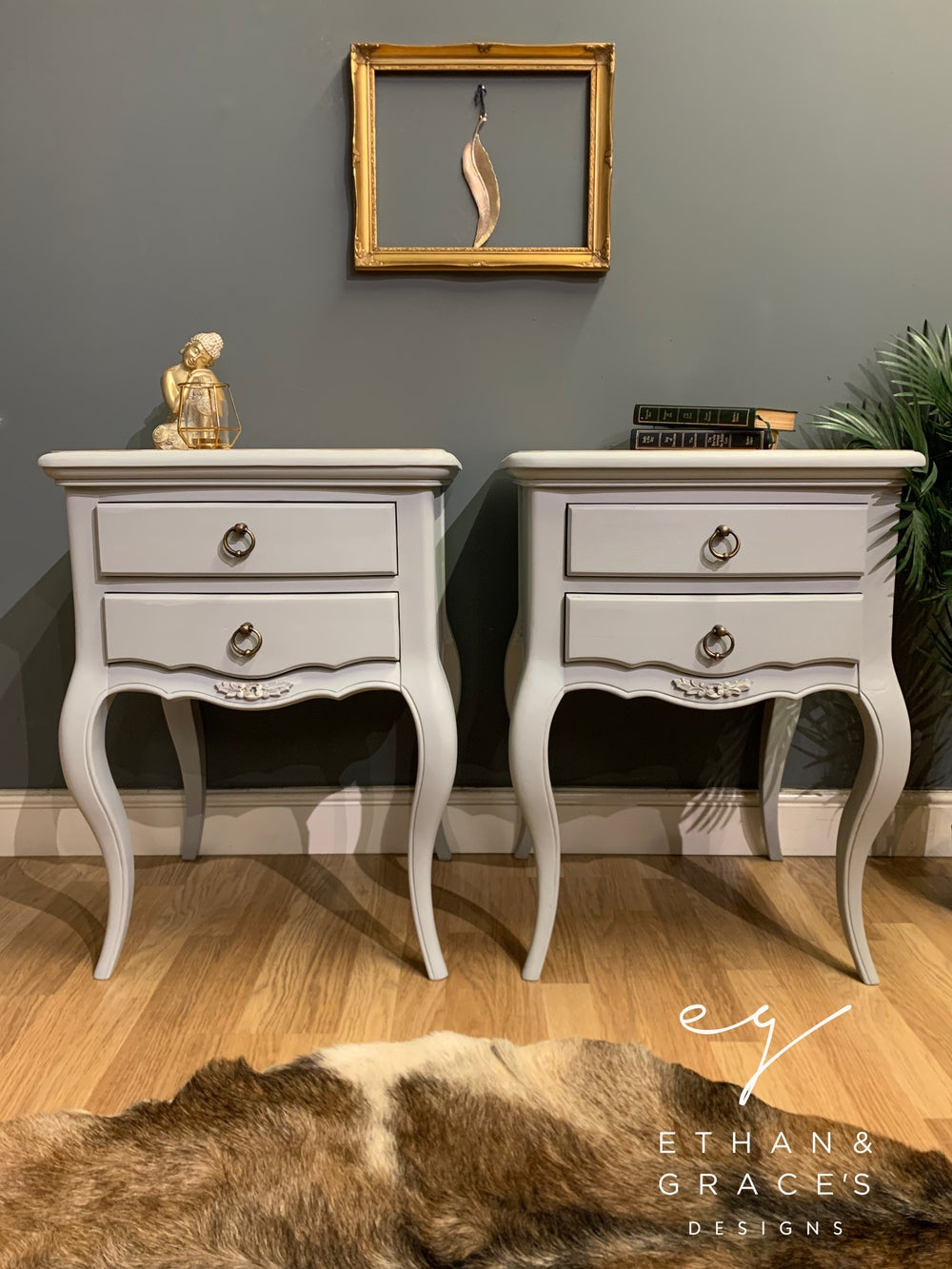 Image of Beautiful large John Lewis bedside tables
