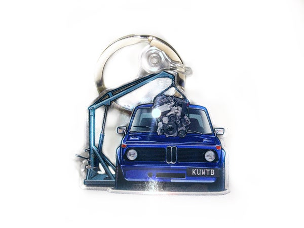 Image of Dream Swap Keychain