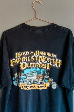 Image of Harley Davidson - Fairbanks, Alaska