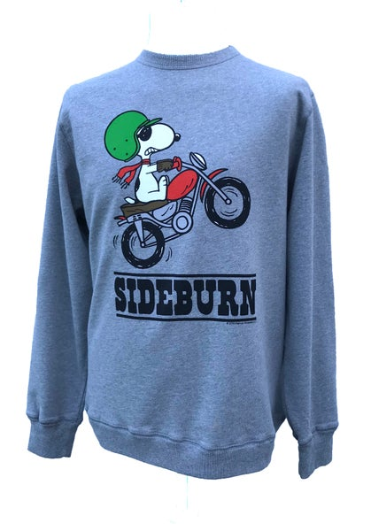 Image of TSPTR x Sideburn Joe Motocross Sweatshirt