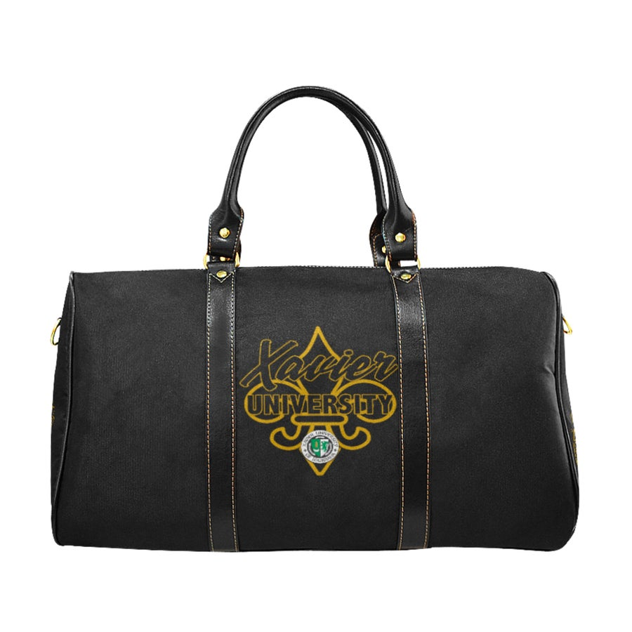 Image of XU Fleur de lis Travel Bag (Waterproof)