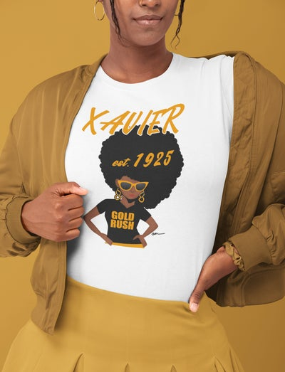 Image of Xavier Side Fro t-Shirt