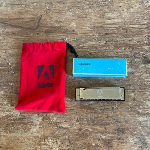Image of Adobe Harmonica by Hohner