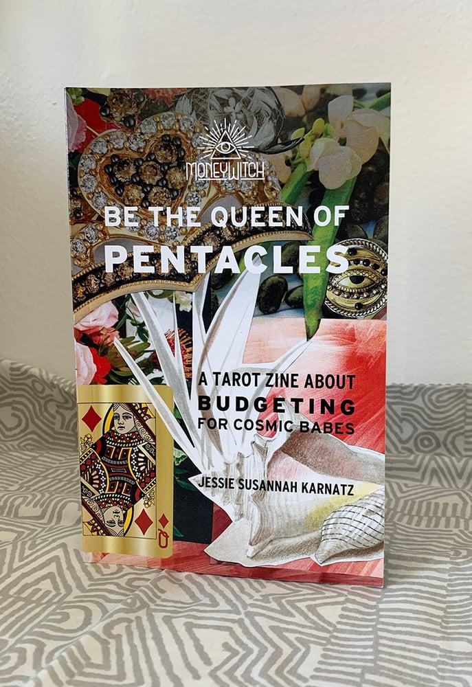 Image of Be The Queen of Pentacles Zine