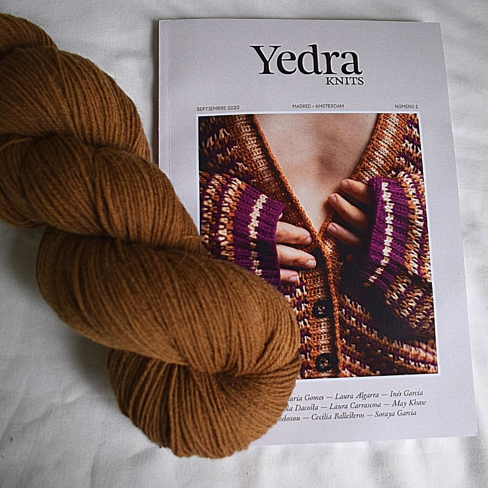 Image of KIT JACQUOTTE + YEDRAKNITS 1