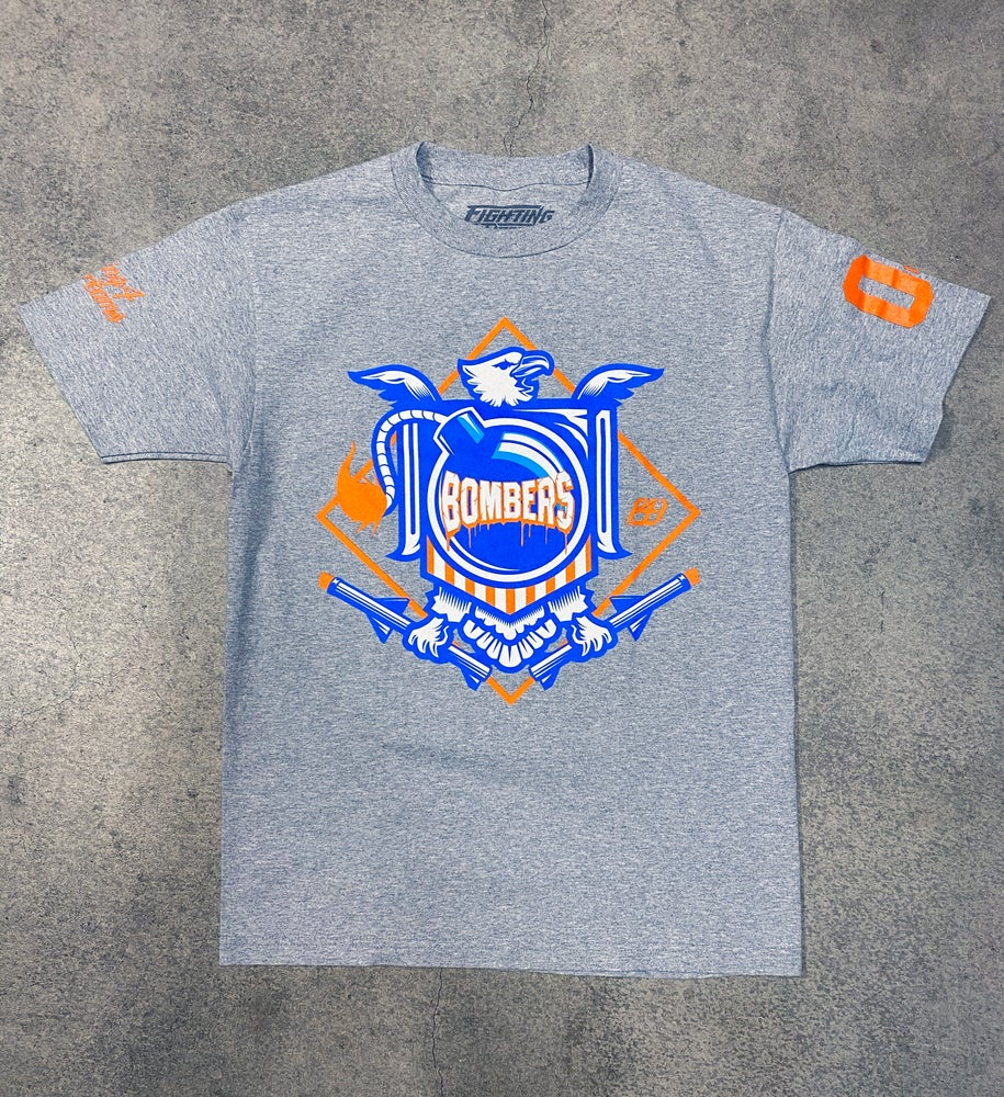 """Image of """"Bombers V2"""" Graphic Tee"""
