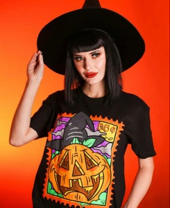 Image of Pumpkin Stamp Tee