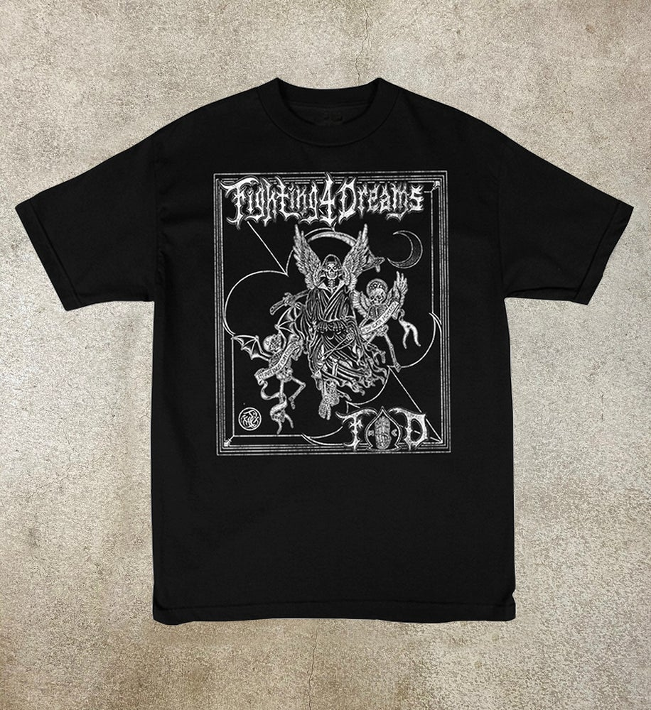 """Image of """"Theatre of Pain"""" Graphic Tee"""