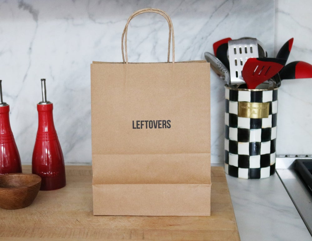 Image of Leftovers To Go Bag
