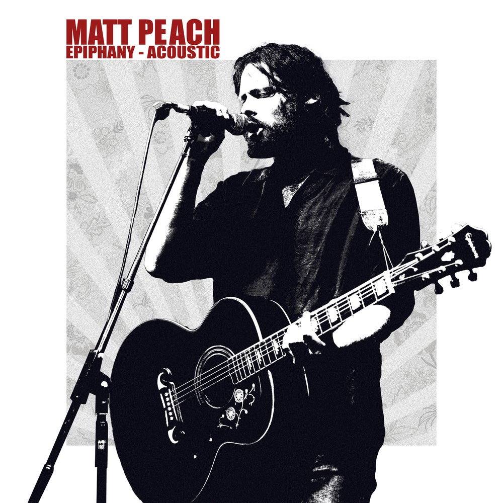 Image of PRE ORDER Matt Peach - Epiphany Acoustic CD (Limited Edition)