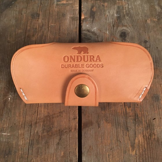 Image of ONDURA DURABLE GOODS SUNGLASS CASE NATURE
