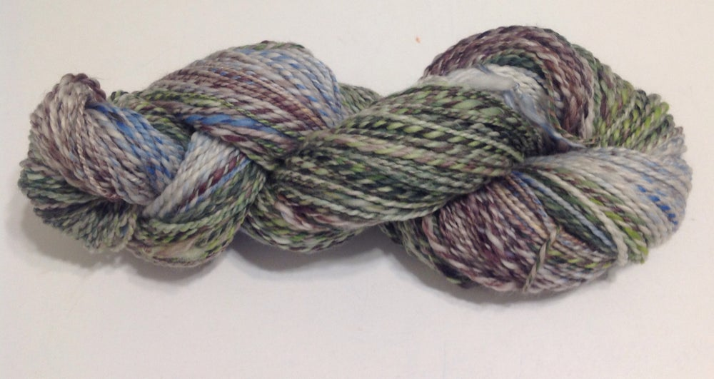 Image of SKUYH-05-20  Merino Handspun Yarn- 2 Ply - 188 Yards 4.1 oz--