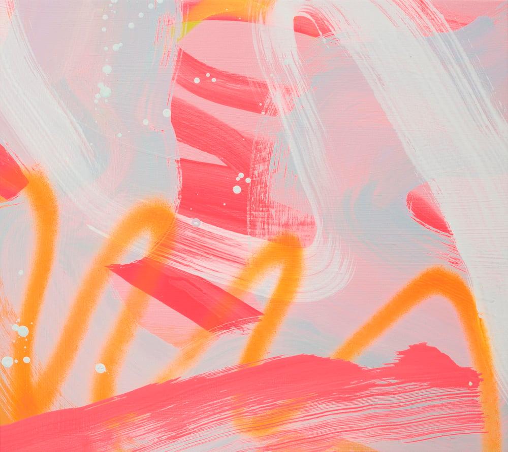 Image of Sugar Twist 2 Painting