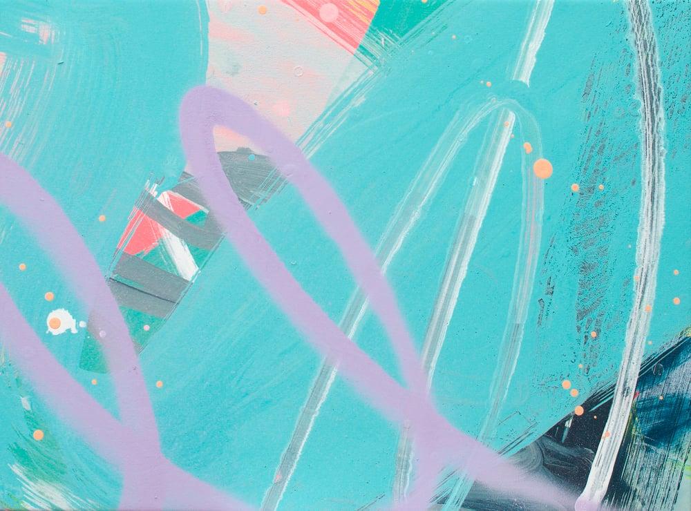 Image of Amphitrite study 3 Painting