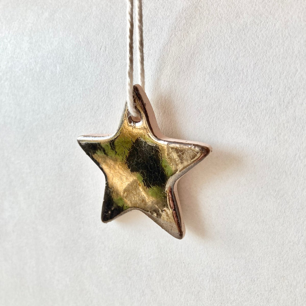 Star Ornament (4 pack)