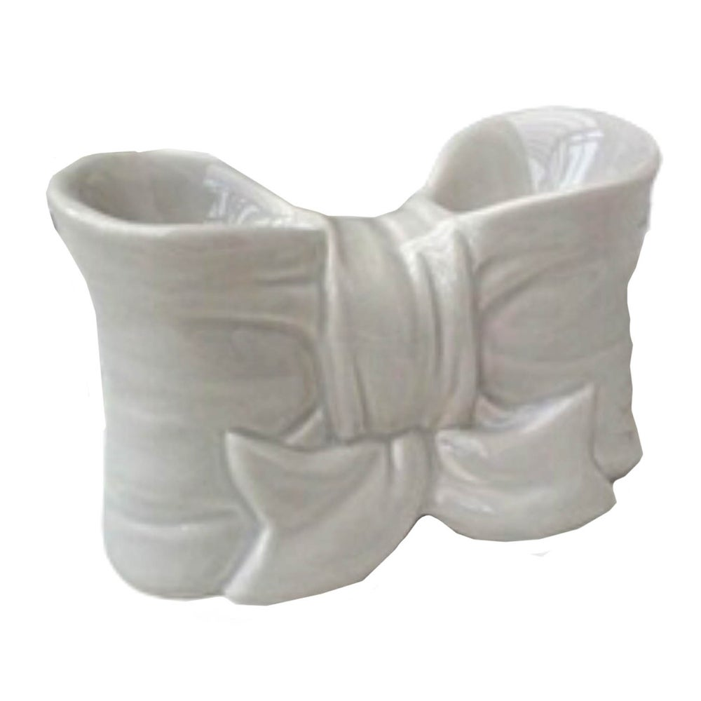 Image of Beautiful Bow Ceramic Wax / Oil Burner