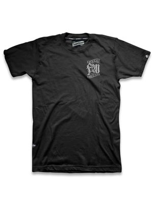 Image of LIQUORBRAND Fuck The World Men's T-Shirt