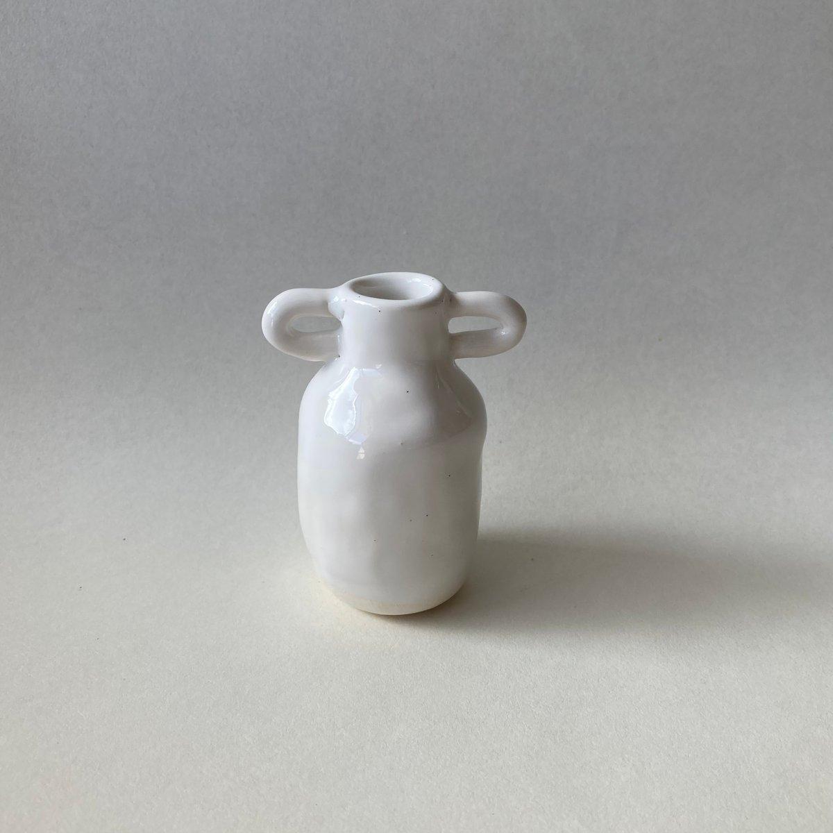 White Vase #6