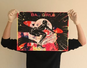 Image of Bad Girls (Edition of 10)