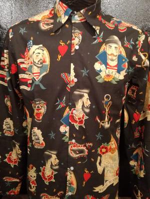Image of Sailors shirt.