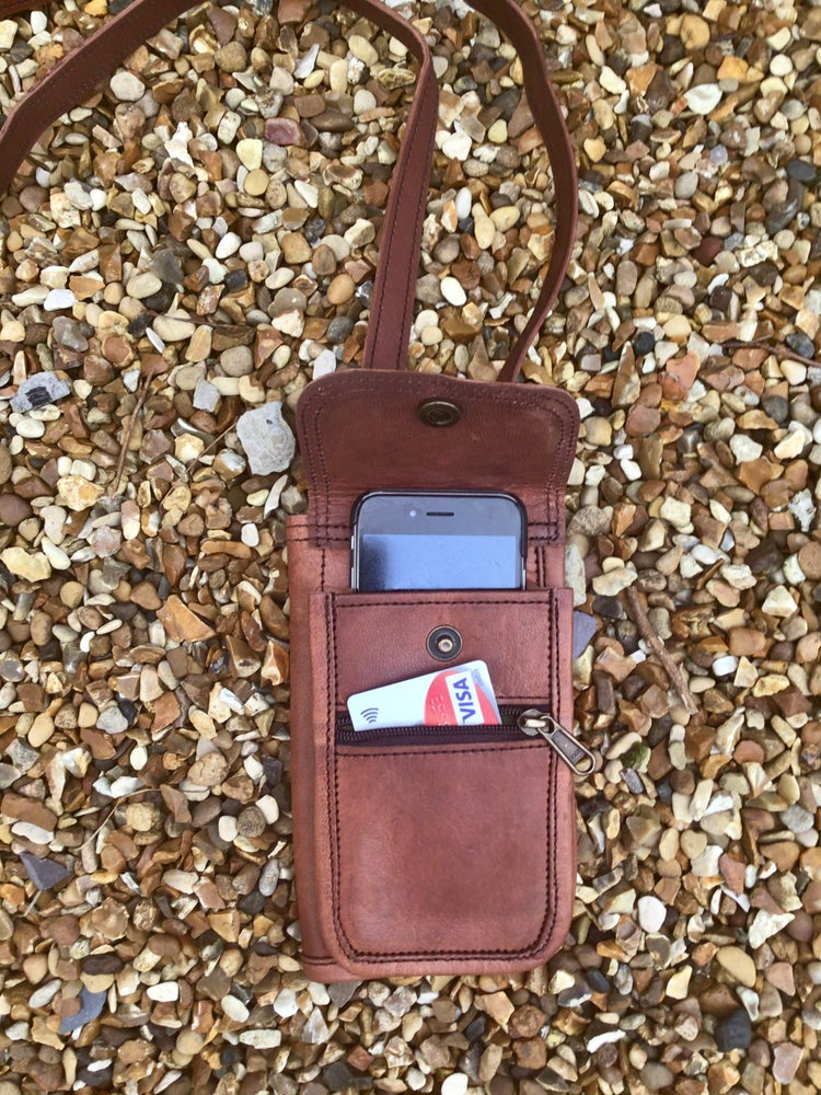 Image of Phone Crossbody Bag, Unisex