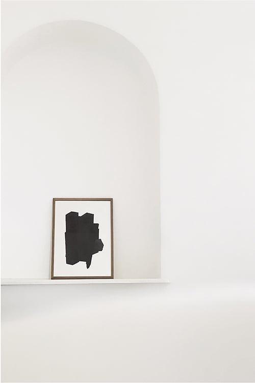 POSE /1 - Artwork - 42x29,7cm - Limited edition