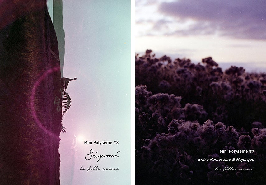 Image of Pack Mini Polysème #8 + #9 - La Fille Renne
