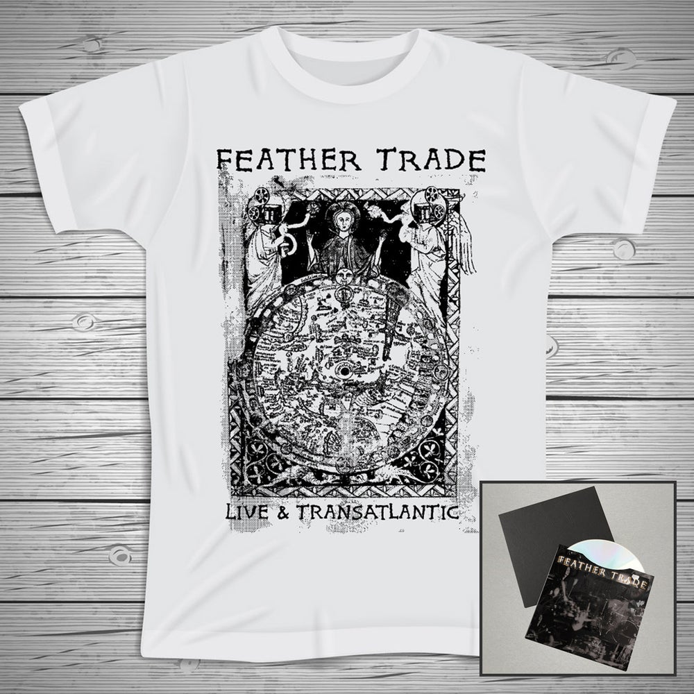 Image of PRE-ORDER: LIVE & TRANSATLANTIC DVD & TEE COMBO