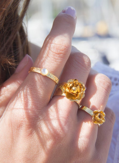 Image of Bague Aster