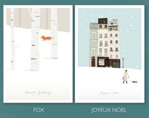 Image of PAPERMINT -  Christmas Card Sets